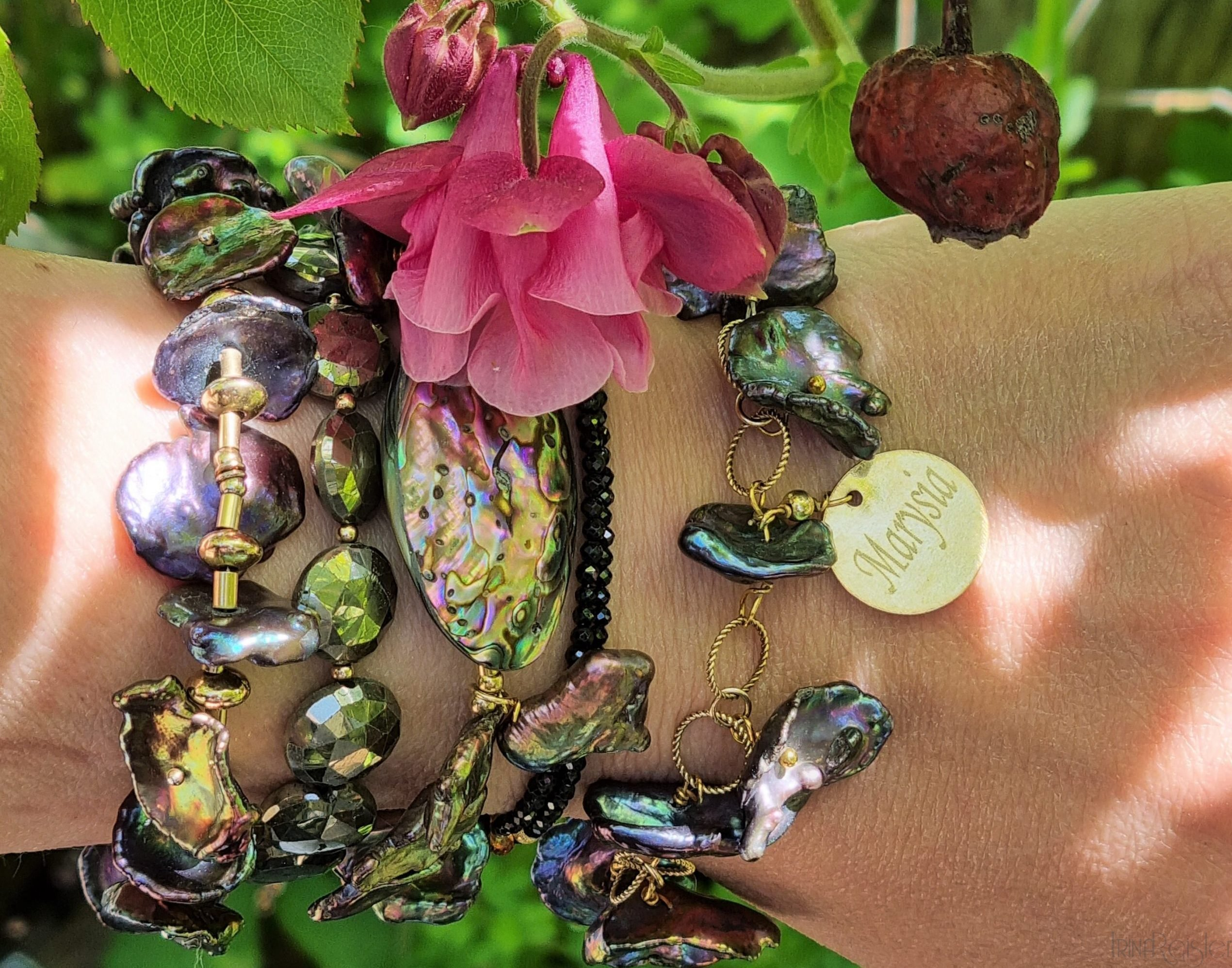 Cum s-au nascut bijuteriile Marysia si numele lor